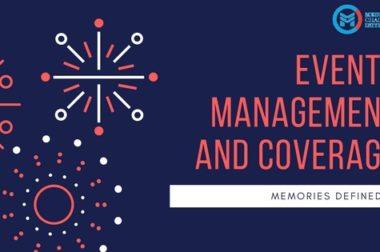 Events Management & Coverage