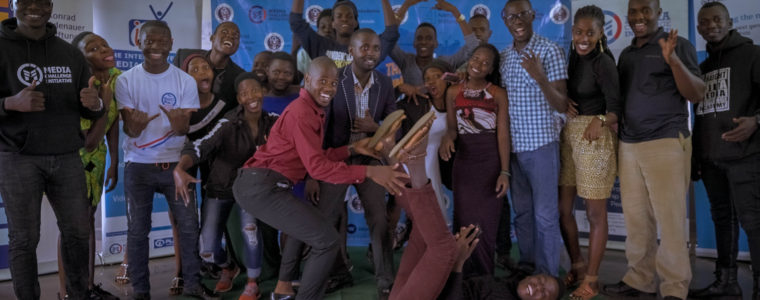 The Inter-University Media Challenge at Makerere Business Institute