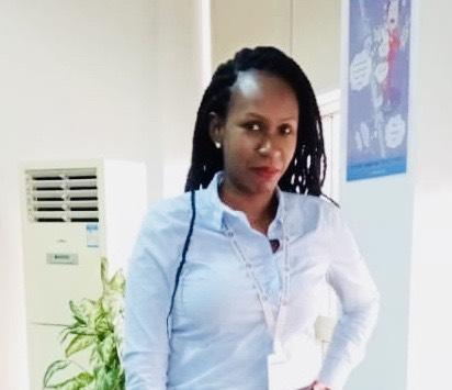 Yvette Kabagambe Muyingo