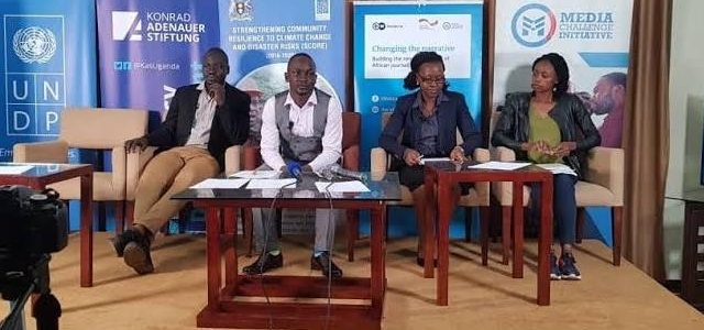 Media Challenge Initiative To Train Over 500 Journalist On Climate Change In Uganda